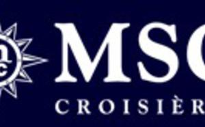MSC Croisières offre le forfait boissons à volonté jusqu'au 19 avril 2015