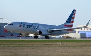 American Airlines : légère baisse du trafic en février 2015