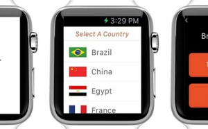 IHG : l'application Translator sera disponible sur l'Apple Watch