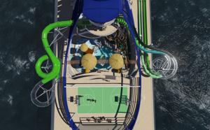 """MSC Croisières veut conquérir l'Amérique avec sa nouvelle classe """"Seaside"""""""