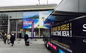 La case de l'Oncle Dom : pérégrinations en Salon Mondial… du Tourisme !
