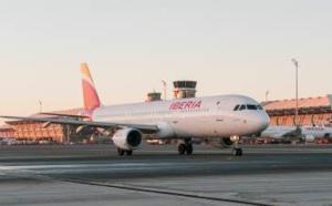 Iberia : vol quotidien Madrid-Marrakech dès le 1er avril 2015