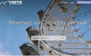 Activités touristiques : Ceetiz.com réalise une levée de fonds de 3 millions d'euros