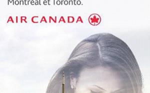 Air Canada lance une campagne de communication pluri-média en France