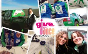 "Rallye Aïcha des Gazelles : début de la ""danse"" pour la team Transavia, Avico, TourMaG.com"