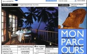 Exclusif Voyages lance son nouveau site internet