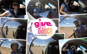 Rallye Aïcha des Gazelles : la team Transavia, Avico, TourMaG.com dans la région des (vraies) gazelles !