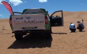 Rallye des Gazelles : vivez une journée avec la Team Transavia, Avico, TourMaG.com (Vidéo)