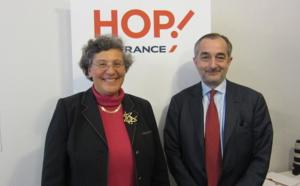 Nouveaux tarifs : comment Hop! Air France veut vous faire préférer l'avion...