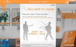 Voyageurs français : les bons réflexes santés restent à adopter