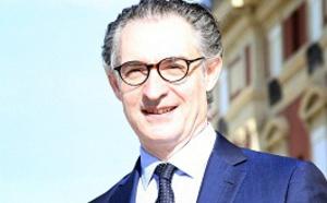 Biarritz : Jean-Luc Cousty nommé Directeur Général de l'Hôtel du Palais