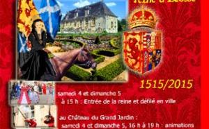 Joinville fête les 500 ans de la future reine d'Écosse, Marie de Guise