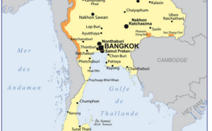Attentat en Thaïlande : la sécurité renforcée sur l'île de Koh Samui