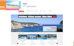 Tendances Webdesign : la mue du site de Fram de 2006 à 2015