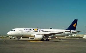Air One table sur 8 millions de passagers d'ici fin 2007
