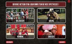 """Puy du Fou : un """"Séjour de Rêve"""" à gagner jusqu'au 26 avril 2015"""