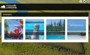 La Nouvelle-Calédonie part en campagne sur le web