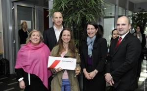 Ouest canadien : une soixante d'agents à la formation du 9 avril 2015 avec Air France-KLM