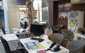Thomas Cook relooke des agences de voyages à Auxerre, Colmar et Vichy
