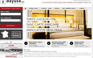 Day Use a industrialisé le concept de location de chambres d'hôtel à l'heure