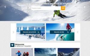 Kazaden, le catalogue de réservation des activités sportives en France
