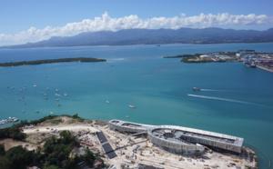 Memorial ACTe en Guadeloupe : les croisiéristes pourraient représenter 35% des visiteurs