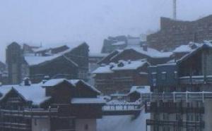 Savoie/Haute Savoie : la neige au rendez-vous !