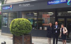 Hautes Alpes : Bleu Voyages rachète l'agence MS Voyages