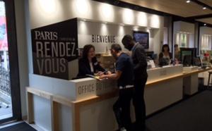 """Paris : un point d'accueil pour les touristes ouvert au concept-store """"Paris Rendez-Vous"""""""