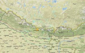Népal : nouveau séisme de magnitude 7.3 près de Katmandou ce mardi 12 mai 2015