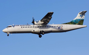 Air Austral a démarré les vols directs La Réunion - Rodrigues