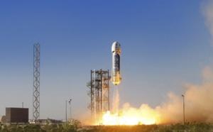 Tourisme spatial : Blue Origin, enfin dans la cour des grands?