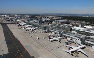 L'aéroport de Francfort passe la barre des 5 millions de passagers en avril 2015