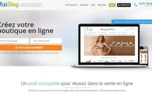 II. WiziShop, la solution e-commerce à la performance