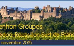 Aude : la prochaine Convention Groupes Languedoc-Roussillon se tiendra à Carcassonne