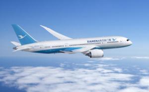 KLM partenaire de Xiamen Air sur l'axe Paris - Xiamen (Chine)