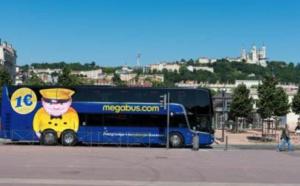 Megabus ouvre une nouvelle base à Lyon