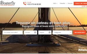 Boaterfly : levée de fonds de 500 000 € pour soutenir la croissance
