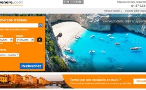 Venere.com propose une sur-commission de 4 % pour les agents de voyages