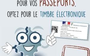 Passeport : acheter le timbre fiscal en ligne, c'est désormais possible !