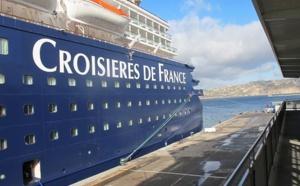 Croisières de France : l'Horizon dans Zone Interdite dimanche 7 juin 2015