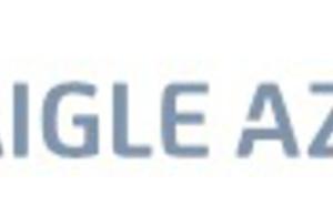 Aigle Azur : une campagne pour promouvoir les 15 000 sièges supplémentaires de l'été 2015