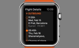Opodo crée une application pour l'Apple Watch