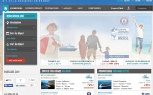 """Croisierenet.com : """"Nous avons enregistré une croissance de 14 % en 2014"""""""