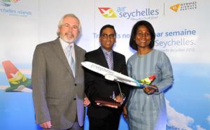 Air Seychelles : le vol non-stop Paris - Mahé dans les starting blocks