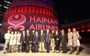 Hainan Airlines ouvre une nouvelle ligne Pékin-San José