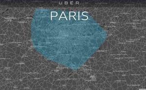 Paris : le préfet interdit l'usage des applications Uberpop, Heetch et autres Djump