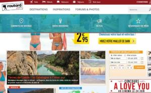 Routard.com va vendre des voyages avec les TO et les comparateurs