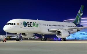 ECAir : la Cour d'appel de Paris confirme la saisie du B757-200 comme illégale