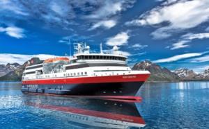 Hurtigruten : le MS Explorer Norway intègre la flotte de la compagnie
